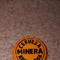 Coleccionismo de cervezas: CHAPA TAPON CORONA SIN USAR CERVEZA ARTESANA MINERA TARDOR PUMPKIN AKE. Lote 185950402