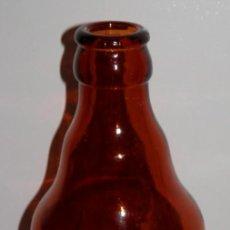 Coleccionismo de cervezas: ANTIGUA BOTELLA DE LA CERVEZA EL AZOR. Lote 189546278