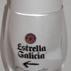 Coleccionismo de cervezas: COPA DE LA MARCA DE LA CERVEZA ESTRELLA GALICIA. Lote 189549170
