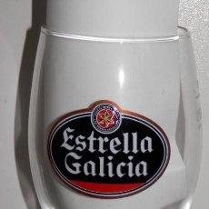 Coleccionismo de cervezas: COPA DE LA MARCA DE LA CERVEZA ESTRELLA GALICIA. Lote 189549253