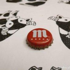 Coleccionismo de cervezas: CHAPA CERVEZA MAHOU 2 (NEWBOX). Lote 226987575