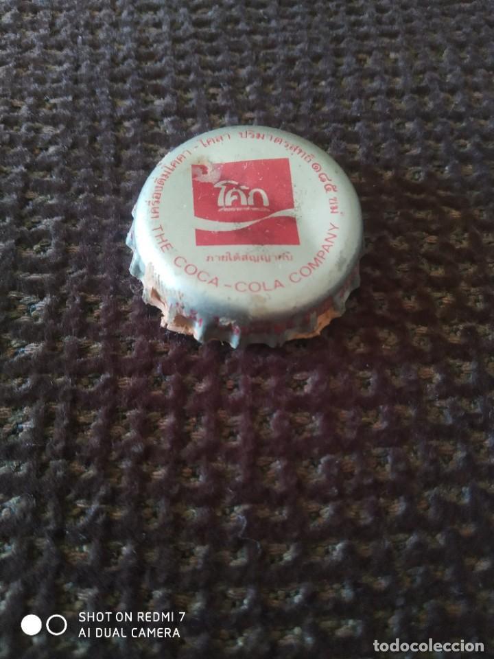 CHAPA TAPÓN CORONA (Coleccionismo - Botellas y Bebidas - Cerveza )