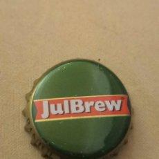Coleccionismo de cervezas: CHAPA DE CERVEZA JULBREW. GAMBIA. Lote 194353237