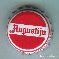 Coleccionismo de cervezas: AUGUSTIJN TAPON CORONA ,CROWN CAP , BOTTLE CAP, KRONKORKEN ,CAPSULE ,. Lote 194536837