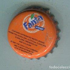 Coleccionismo de cervezas: FANTA TAPON CORONA ,CROWN CAP , BOTTLE CAP, KRONKORKEN ,CAPSULE ,. Lote 194536856