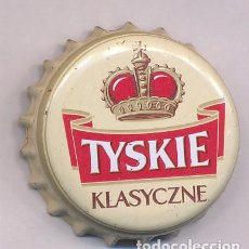 Coleccionismo de cervezas: POLONIA - POLAND - CHAPAS TAPONES CORONA CROWN CAPS BOTTLE CAPS KRONKORKEN CAPSULES TAPPI. Lote 194642595