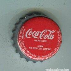 Coleccionismo de cervezas: COCA-COLA TAPON CORONA ,CROWN CAP , BOTTLE CAP, KRONKORKEN ,CAPSULE ,. Lote 194668235