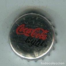 Coleccionismo de cervezas: COCA-COLA TAPON CORONA ,CROWN CAP , BOTTLE CAP, KRONKORKEN ,CAPSULE ,. Lote 194668295