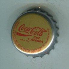 Coleccionismo de cervezas: COCA-COLA TAPON CORONA ,CROWN CAP , BOTTLE CAP, KRONKORKEN ,CAPSULE ,. Lote 194668353