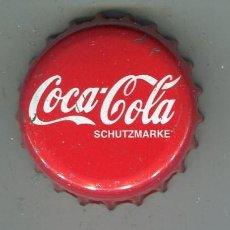 Coleccionismo de cervezas: COCA-COLA TAPON CORONA ,CROWN CAP , BOTTLE CAP, KRONKORKEN ,CAPSULE ,. Lote 194670960