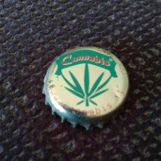 Coleccionismo de cervezas: CHAPA CERVEZA. Lote 194784207