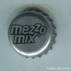 Coleccionismo de cervezas: MEZZO MIX TAPON CORONA ,CROWN CAP , BOTTLE CAP, KRONKORKEN ,CAPSULE ,. Lote 194959327