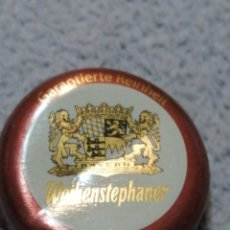 Coleccionismo de cervezas: CHAPAS CERVEZA WEIHENSTEPHANER. Lote 194965930