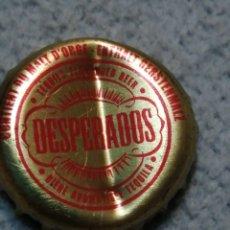 Coleccionismo de cervezas: TAPÓN CORONA CHAPA BEER BOTTLE CAP KRONKORKEN CAPSULE DESPERADOS. Lote 194966402
