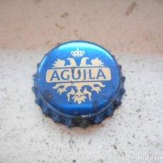 Coleccionismo de cervezas: CHAPAS CERVEZA AGUILA MASTER -- ESPAÑA -- SIN USAR. Lote 194967440