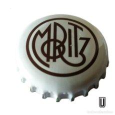 Coleccionismo de cervezas: TAPÓN CORONA ESPAÑA (ES)--CHAPA CERVEZA MORITZ... Lote 195114348