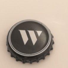 Coleccionismo de cervezas: CHAPA CERVEZA REINO UNIDO. CROWN CAP. TAPON CORONA (ASTIR). Lote 195126936