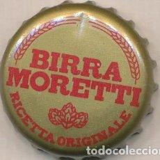Coleccionismo de cervezas: ITALIA - ITALY - CHAPAS TAPONES CORONA CROWN CAPS BOTTLE CAPS KRONKORKEN. Lote 195241433