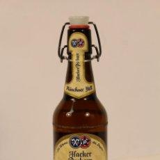 Coleccionismo de cervezas: BOTELLA DE CERVEZA HACHER-PSCHORR MUNCHNER HELL 50CL. Lote 195251658
