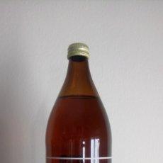 Coleccionismo de cervezas: BOTELLA MAHOU 1 LITRO. 125 ANIVERSARIO. A ESTRENAR.. Lote 195255510