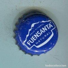 Coleccionismo de cervezas: FUENSANTA TAPON CORONA ,CROWN CAP , BOTTLE CAP, KRONKORKEN ,CAPSULE ,. Lote 195304522