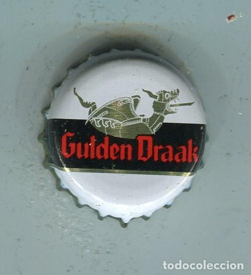 GUTDEN DRAAK TAPON CORONA ,CROWN CAP , BOTTLE CAP, KRONKORKEN ,CAPSULE , (Coleccionismo - Botellas y Bebidas - Cerveza )