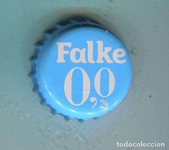 FALKE TAPON CORONA ,CROWN CAP , BOTTLE CAP, KRONKORKEN ,CAPSULE , (Coleccionismo - Botellas y Bebidas - Cerveza )