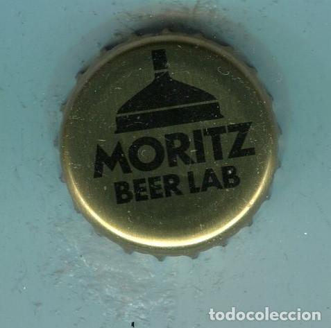 MORITZ TAPON CORONA ,CROWN CAP , BOTTLE CAP, KRONKORKEN ,CAPSULE , (Coleccionismo - Botellas y Bebidas - Cerveza )