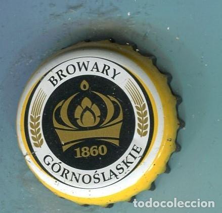 BROWARY TAPON CORONA ,CROWN CAP , BOTTLE CAP, KRONKORKEN ,CAPSULE , (Coleccionismo - Botellas y Bebidas - Cerveza )
