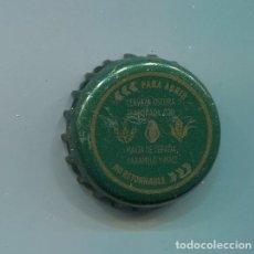 Coleccionismo de cervezas: TAPON CORONA ,CROWN CAP , BOTTLE CAP, KRONKORKEN ,CAPSULE ,. Lote 195408555