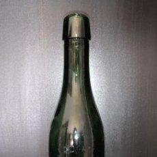 Coleccionismo de cervezas: LOTE DE BOTELLA CERVEZA DAMM RELIEVE (4). Lote 195418881