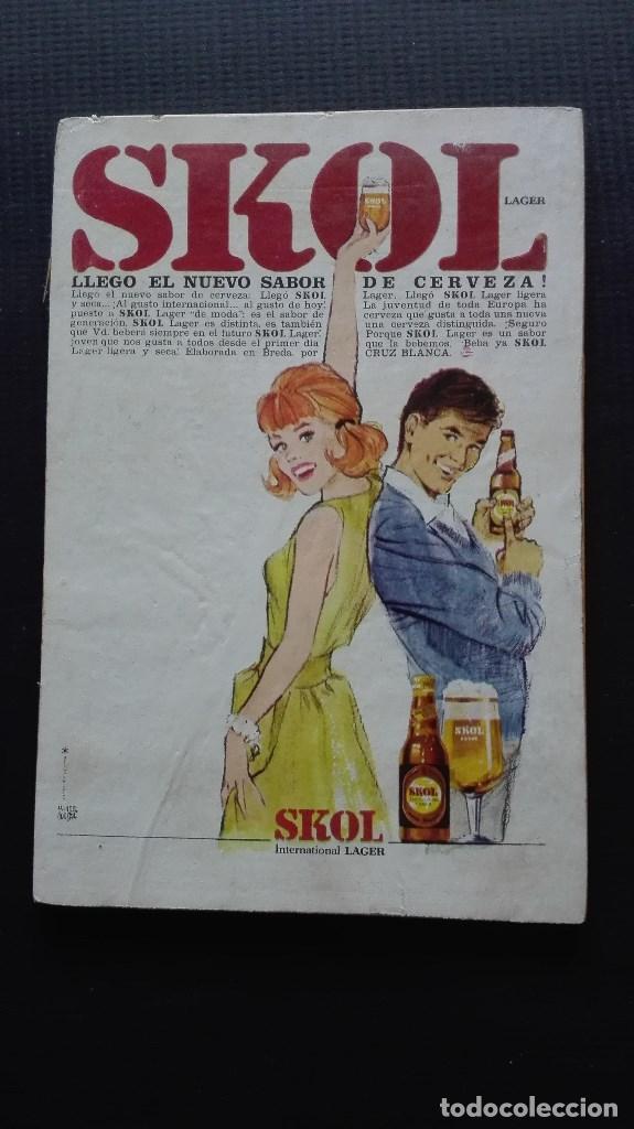 ANUNCIO CERVEZA SKOL (Coleccionismo - Botellas y Bebidas - Cerveza )