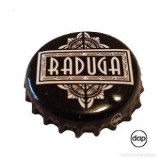 Colecionismo de cervejas: TAPÓN CORONA POLONIA (PL)--CHAPA CERVEZA RADUGA ANDRZEJ KIRYZIUK. Lote 195811883