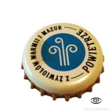 Colecionismo de cervejas: TAPÓN CORONA POLONIA (PL)--CHAPA CERVEZA BROWAR BRANIEWO SP-. Lote 196201952