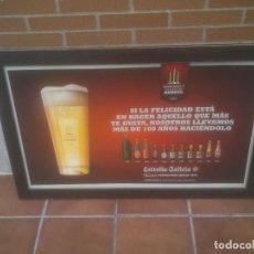 Coleccionismo de cervezas: CERVEZA DE BODEGA ESTRELLA GALICIA . Lote 198091650