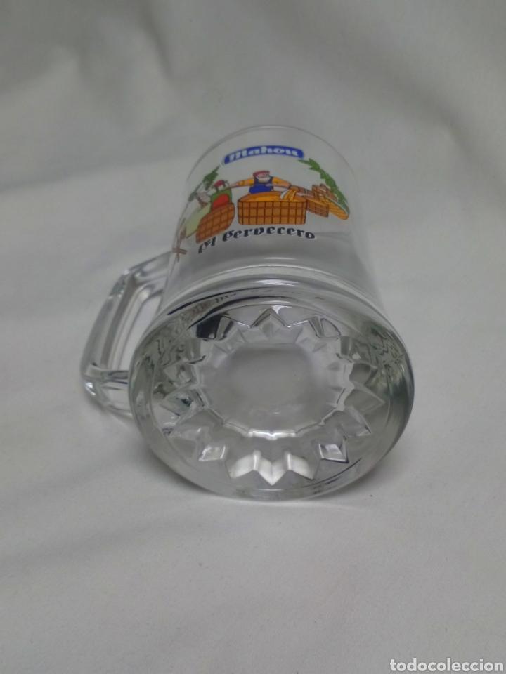 Coleccionismo de cervezas: Jarra cerveza Mahou el cervecero - Foto 2 - 198468161
