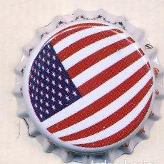 Coleccionismo de cervezas: ESTADOS UNIDOS - UNITED STATES - CHAPAS - CROWN CAPS BOTTLE CAPS KRONKORKEN CAPSULES TAPPI. Lote 199079798