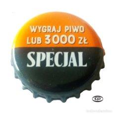 Colecionismo de cervejas: TAPÓN-CORONA-POLONIA-PL---CHAPA-CERVEZA-ELBREWERY COMPANY LTD.. Lote 199380335