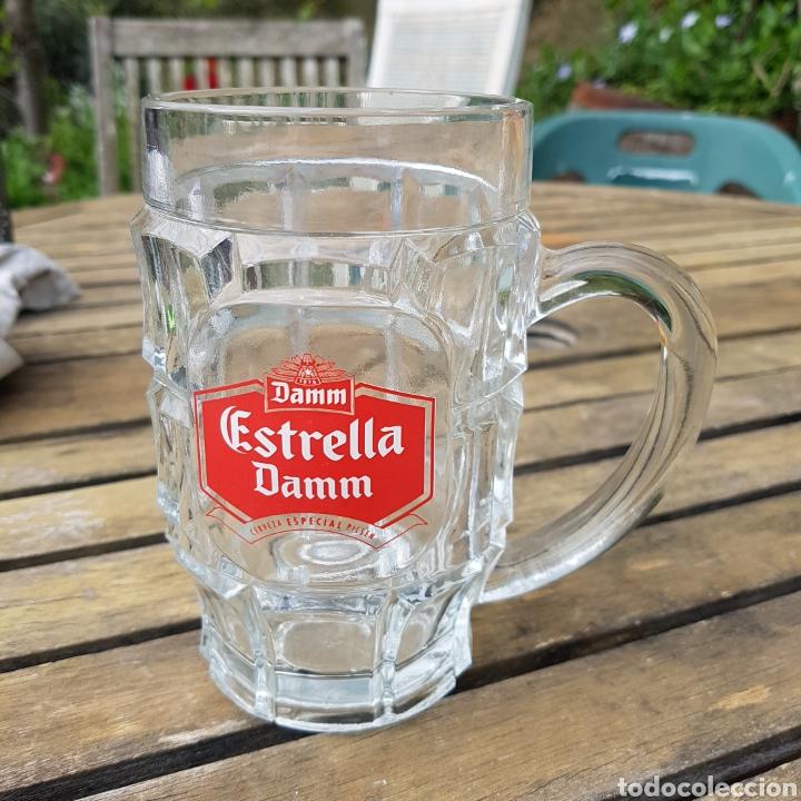 Coleccionismo de cervezas: LOTE DE 3 JARRAS DE CERVEZA - Foto 2 - 199699527