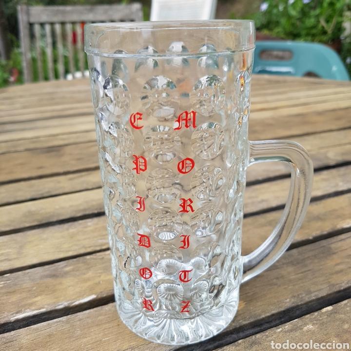 Coleccionismo de cervezas: LOTE DE 3 JARRAS DE CERVEZA - Foto 4 - 199699527
