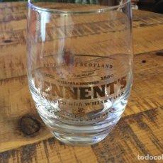 Collectionnisme de bières: TENNENTS WHISKY - VASO - CERVEZA ESCOCESA . Lote 201470751