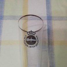 Coleccionismo de cervezas: JUEGO 6 COPAS DE CERVEZA WARFTEINER PREMIUM VERUM 0.4 L. Lote 203368665