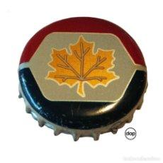 Collectionnisme de bières: TAPÓN CORONA CANADÁ (CA)--CHAPA CERVEZA MOLSON BREW.. Lote 203553741