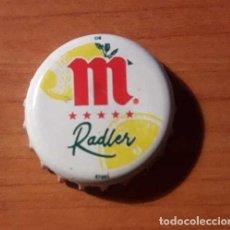 Coleccionismo de cervezas: TAPÓN CORONA CERVEZA MAHOU RADLER. Lote 204669152