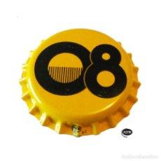 Coleccionismo de cervezas: TAPÓN CORONA ESPAÑA (ES)--CHAPA CERVEZA BIRRA 08-ABIERTA DE FABRICA. Lote 204985222