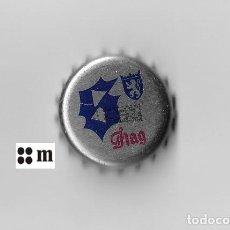 Coleccionismo de cervezas: TAPON CORONA CHAPA BEER BOTTLE CAP KRONKORKEN TAPPI CAPSULE FLAG - MARRUECOS. Lote 205042866