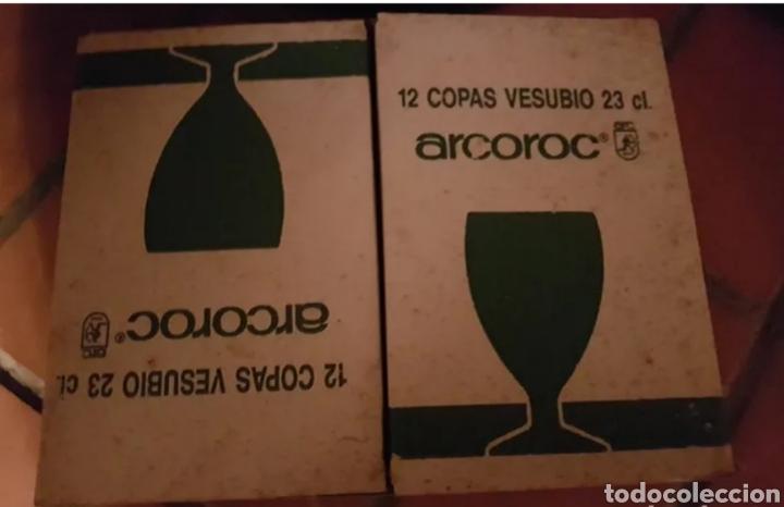 Coleccionismo de cervezas: Vasos de cerveza Mahou - Foto 3 - 205753345