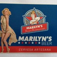 Coleccionismo de cervezas: ETIQUETA CERVEZA. Lote 205859653