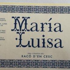 Coleccionismo de cervezas: ETIQUETA CERVEZA. Lote 205859732
