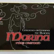 Coleccionismo de cervezas: ETIQUETA CERVEZA. Lote 205860308
